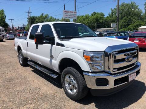 2011 Ford F-250 Super Duty for sale at Truck City Inc in Des Moines IA