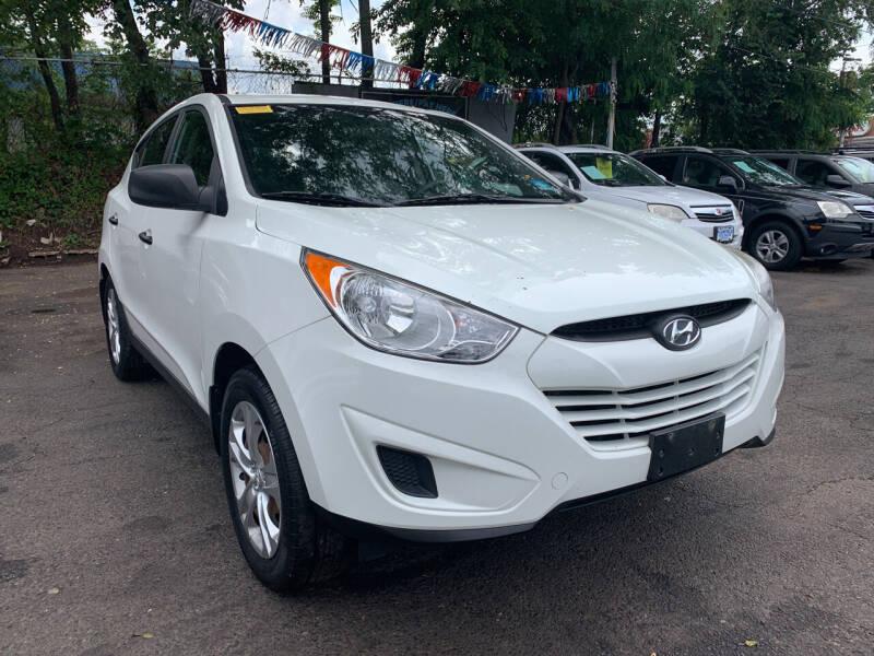 2013 Hyundai Tucson for sale at New Plainfield Auto Sales in Plainfield NJ