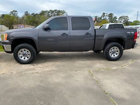 2010 GMC Sierra 1500 for sale at Bobby Lafleur Auto Sales in Lake Charles LA