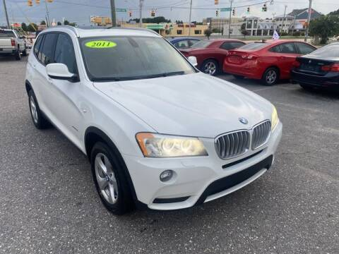 2011 BMW X3 for sale at Sell Your Car Today in Fayetteville NC