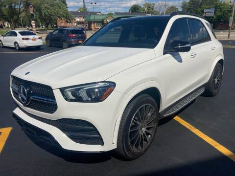 2020 Mercedes-Benz GLE for sale at RABIDEAU'S AUTO MART in Green Bay WI