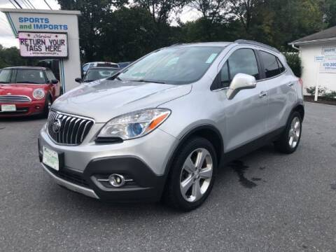 2015 Buick Encore for sale at Sports & Imports in Pasadena MD
