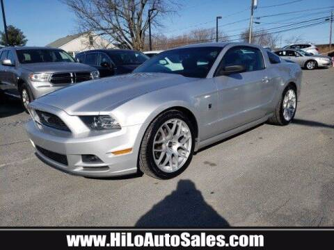 2014 Ford Mustang for sale at Hi-Lo Auto Sales in Frederick MD