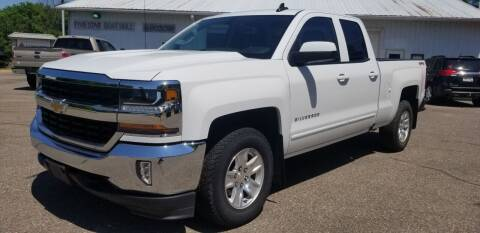 2016 Chevrolet Silverado 1500 for sale at Five Star Sales in Mondovi WI