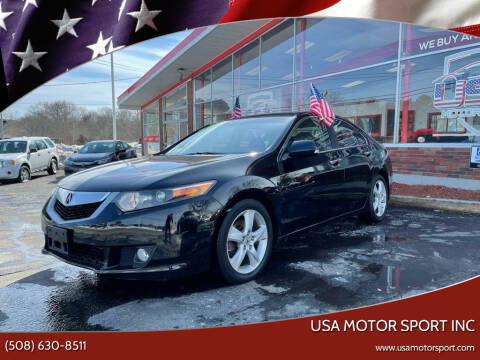 2010 Acura TSX for sale at USA Motor Sport inc in Marlborough MA