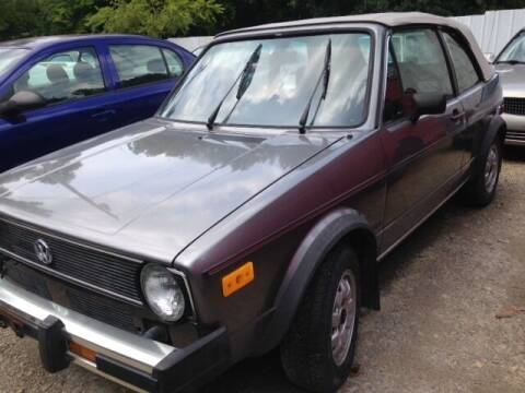 1984 Volkswagen Rabbit for sale at Keith's Cars LLC in New Philadelphia OH