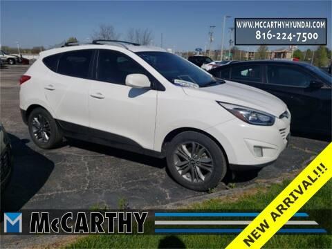 2015 Hyundai Tucson for sale at Mr. KC Cars - McCarthy Hyundai in Blue Springs MO