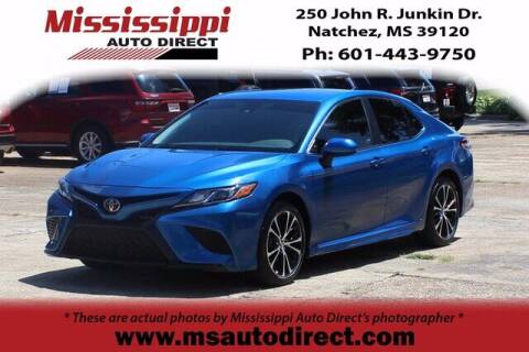 2020 Toyota Camry for sale at Auto Group South - Mississippi Auto Direct in Natchez MS