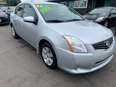 2012 Nissan Sentra for sale at North County Auto in Oceanside CA
