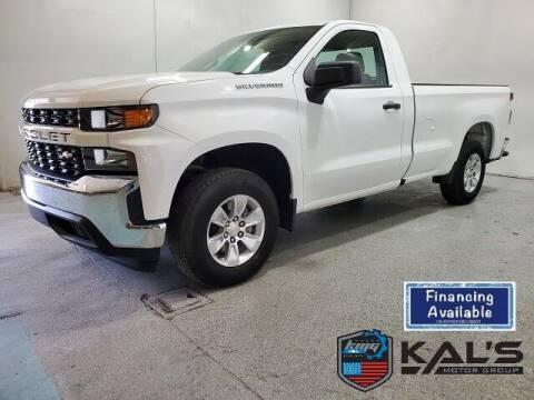 2020 Chevrolet Silverado 1500 for sale at Kal's Kars - TRUCKS in Wadena MN