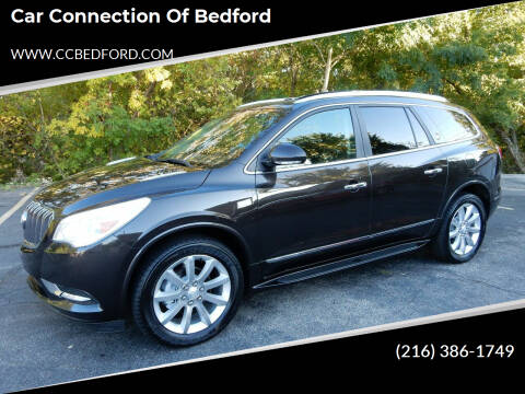 2013 Buick Enclave for sale at Car Connection of Bedford in Bedford OH