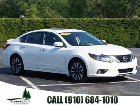 2016 Nissan Altima for sale at PHIL SMITH AUTOMOTIVE GROUP - Pinehurst Nissan Kia in Southern Pines NC