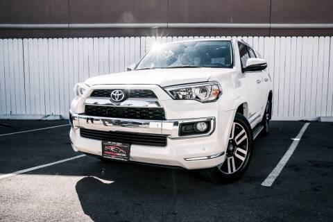 2018 Toyota 4Runner for sale at Private Club Motors in Houston TX