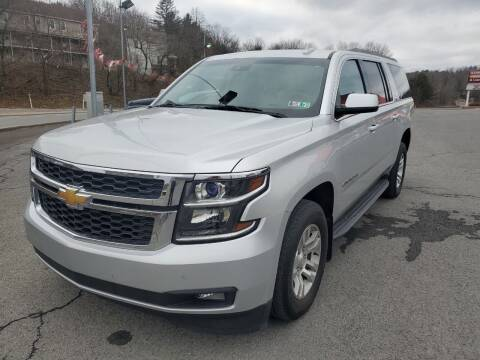 2017 Chevrolet Suburban for sale at Mulligan's Auto Exchange LLC in Paxinos PA