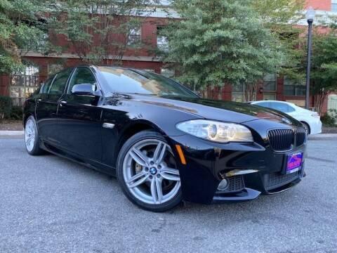 2013 BMW 5 Series for sale at H & R Auto in Arlington VA