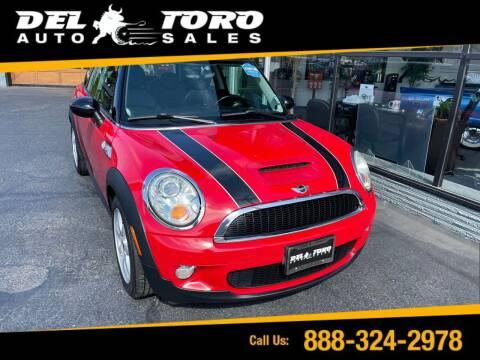 2009 MINI Cooper for sale at DEL TORO AUTO SALES in Auburn WA