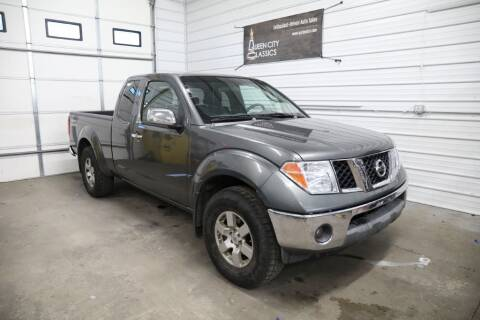 2006 Nissan Frontier for sale at Queen City Classics in West Chester OH
