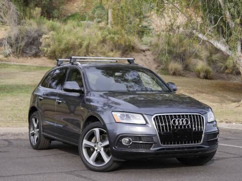 2017 Audi Q5 for sale at AZGT LLC in Phoenix AZ