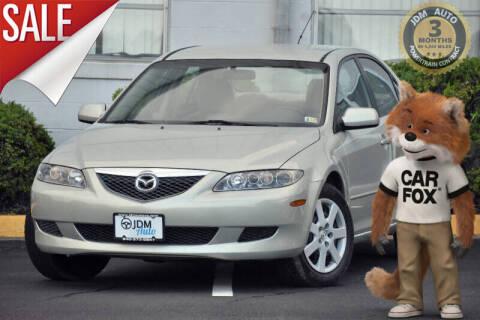 2005 Mazda MAZDA6 for sale at JDM Auto in Fredericksburg VA