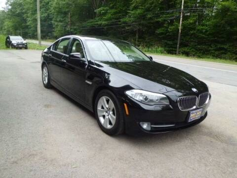 2013 BMW 5 Series for sale at Boot Jack Auto Sales in Ridgway PA