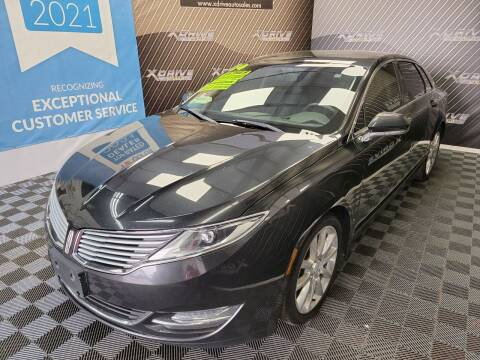 2014 Lincoln MKZ for sale at X Drive Auto Sales Inc. in Dearborn Heights MI