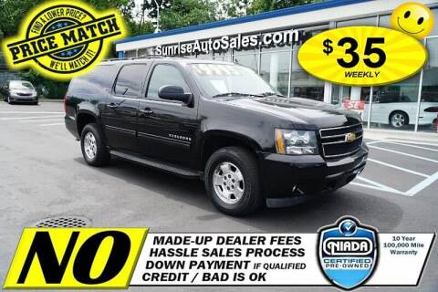 2014 Chevrolet Suburban for sale at AUTOFYND in Elmont NY