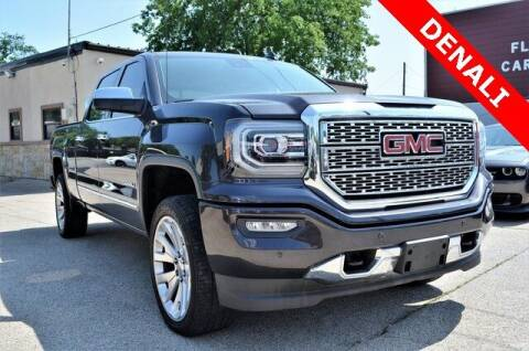 2016 GMC Sierra 1500 for sale at LAKESIDE MOTORS, INC. in Sachse TX