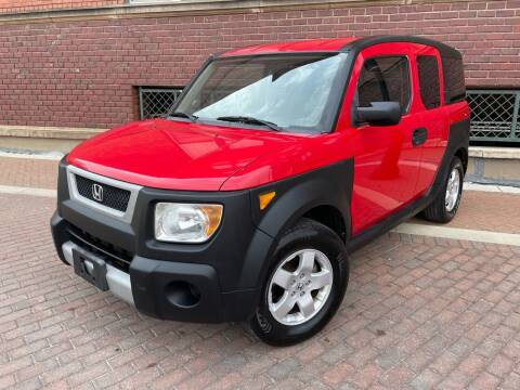 2005 Honda Element for sale at Euroasian Auto Inc in Wichita KS