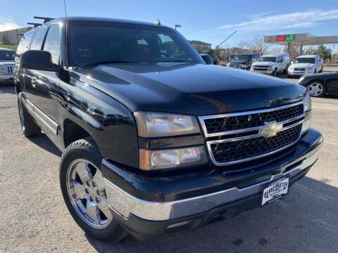 2007 Chevrolet Silverado 1500 Classic for sale at BERKENKOTTER MOTORS in Brighton CO