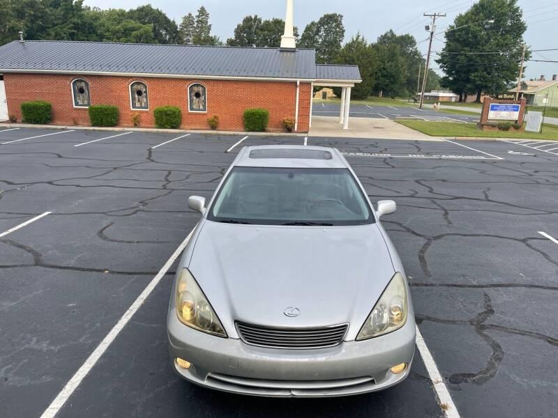 2005 Lexus ES 330 for sale at SHAN MOTORS, INC. in Thomasville NC