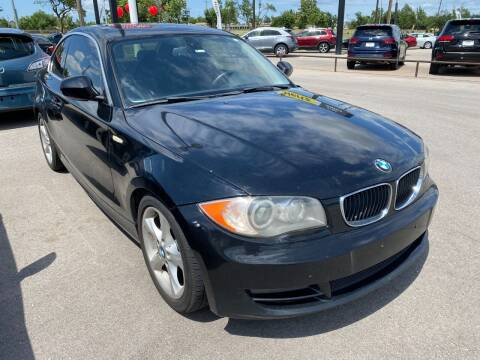 2011 BMW 1 Series for sale at Auto Solutions in Warr Acres OK