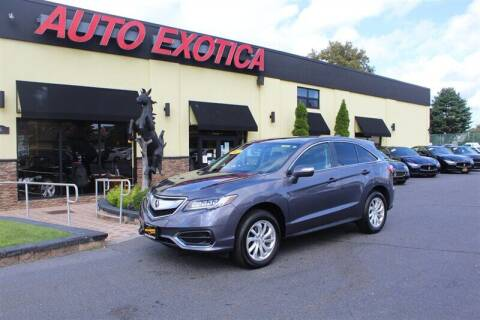 2017 Acura RDX for sale at Auto Exotica in Red Bank NJ