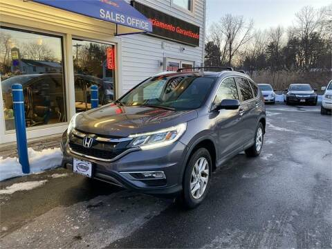 2015 Honda CR-V for sale at Best Price Auto Sales in Methuen MA