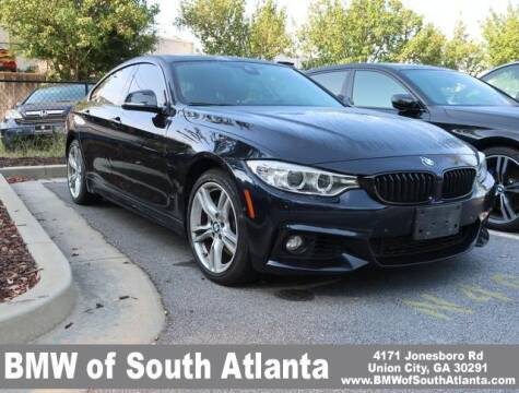 2016 BMW 4 Series for sale at Carol Benner @ BMW of South Atlanta in Union City GA