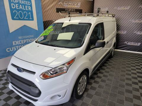 2018 Ford Transit Connect Cargo for sale at X Drive Auto Sales Inc. in Dearborn Heights MI