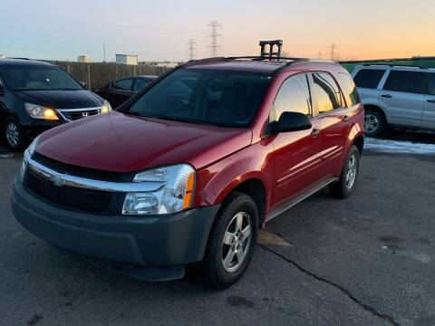 2005 Chevrolet Equinox for sale at STATEWIDE AUTOMOTIVE LLC in Englewood CO