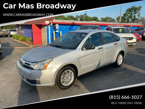 2011 Ford Focus for sale at Car Mas Broadway in Crest Hill IL