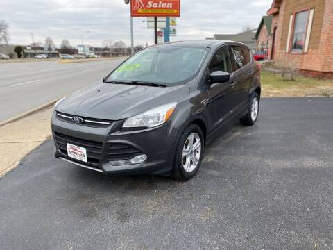 2015 Ford Escape for sale at Approved Automotive Group in Terre Haute IN