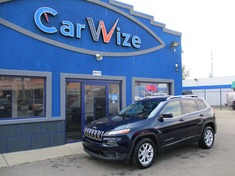 2014 Jeep Cherokee for sale at Carwize in Detroit MI