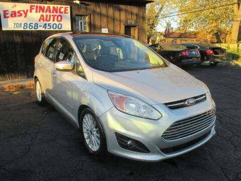 2016 Ford C-MAX Hybrid for sale at EZ Finance Auto in Calumet City IL