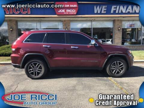2019 Jeep Grand Cherokee for sale at Mr Intellectual Cars in Shelby Township MI