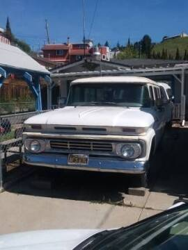 1962 Chevrolet Suburban for sale at Classic Car Deals in Cadillac MI