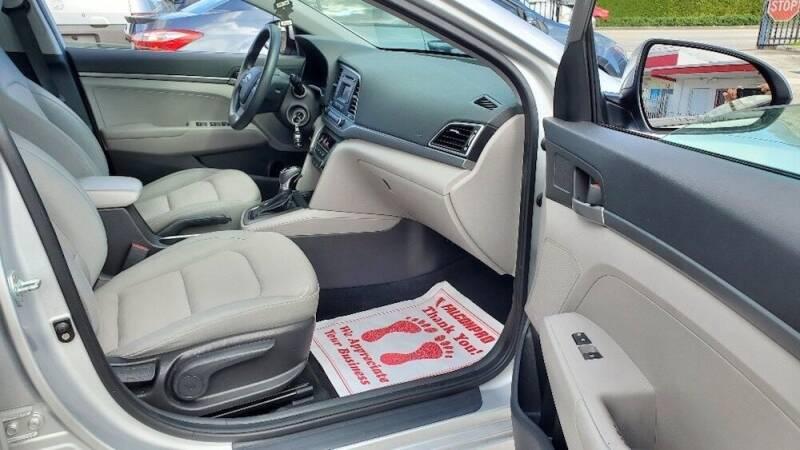 2017 Hyundai Elantra SE 4dr Sedan 6A - Miami FL