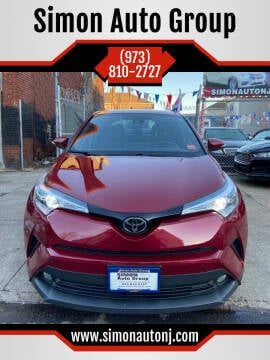 2018 Toyota C-HR for sale at Simon Auto Group in Newark NJ