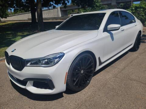 2017 BMW 7 Series for sale at EXECUTIVE AUTOSPORT in Portland OR