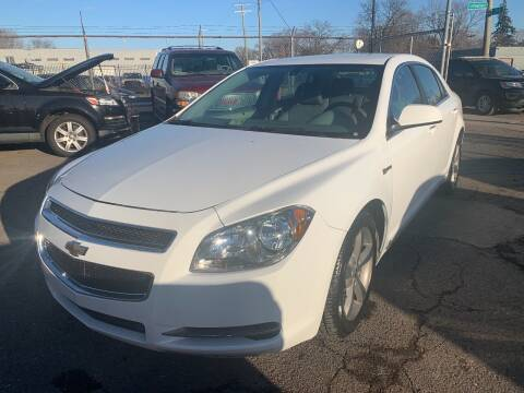 2010 Chevrolet Malibu Hybrid for sale at L.A. Trading Co. Woodhaven - L.A. Trading Co. Detroit in Detroit MI