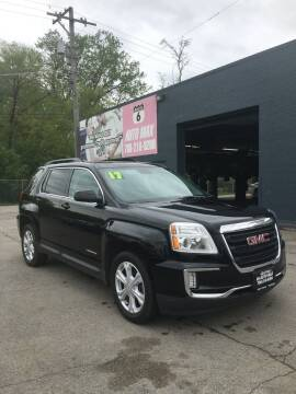 2017 GMC Terrain for sale at ROUTE 6 AUTOMAX in Markham IL
