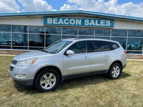 2012 Chevrolet Traverse for sale at BEACON SALES & SERVICE in Charlotte MI