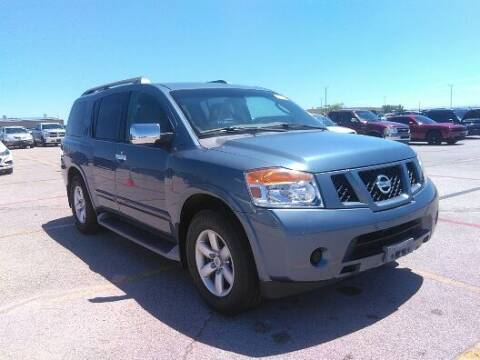 2012 Nissan Armada for sale at NORTH CHICAGO MOTORS INC in North Chicago IL