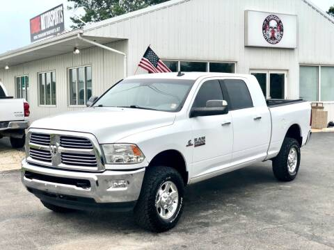 2013 RAM Ram Pickup 2500 for sale at Torque Motorsports in Rolla MO